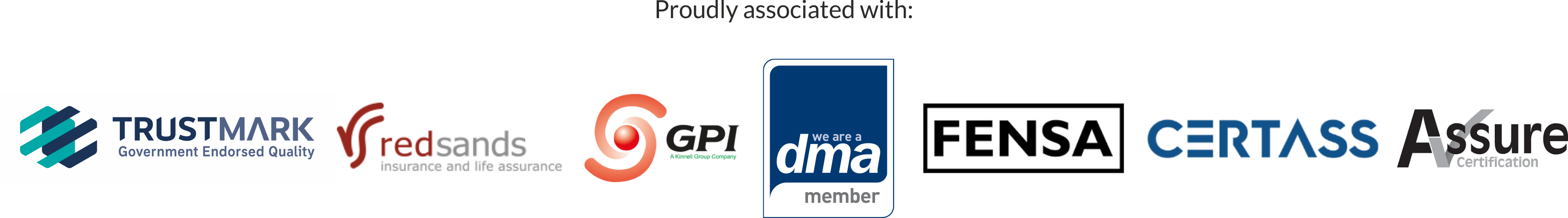 Association Logos with DMA